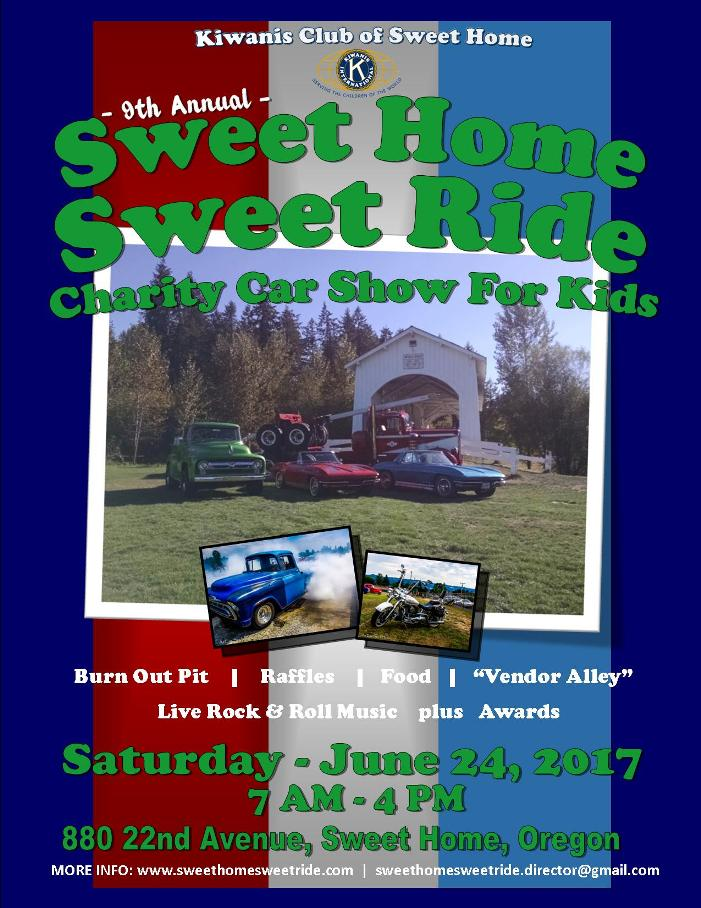 2017 Sweet Home Sweet Ride